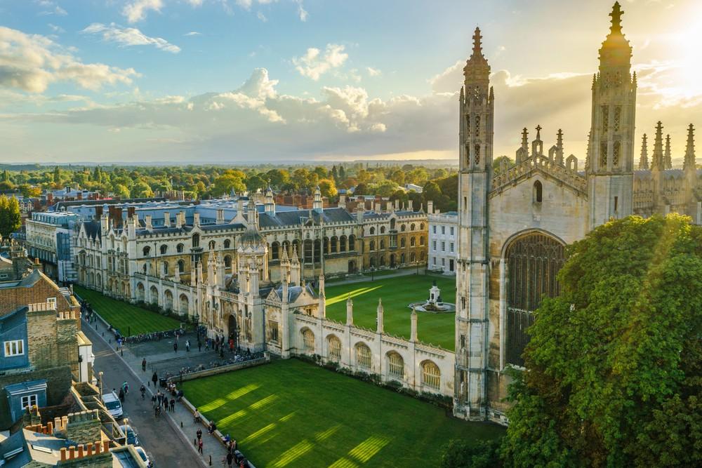 University of Cambridge (دانشگاه کمبریج)