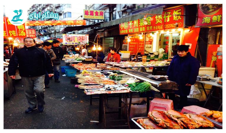 زندگی در شانگهای