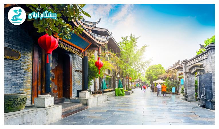 تحصیل در شانگهای