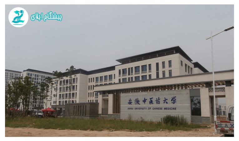 دانشگاه پزشکی سنتی چینی آنهویی