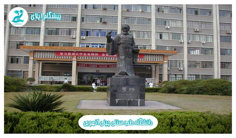 دانشگاه طب سنتی چینی آنهویی