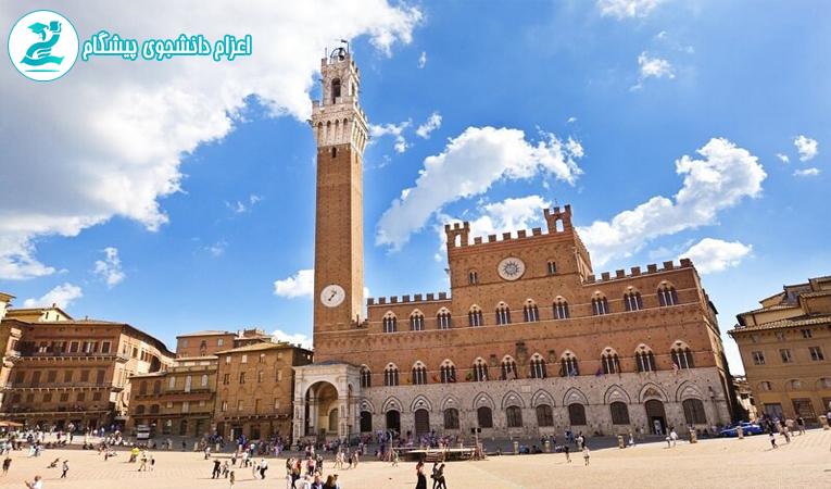دانشگاه پزشکی ایتالیا