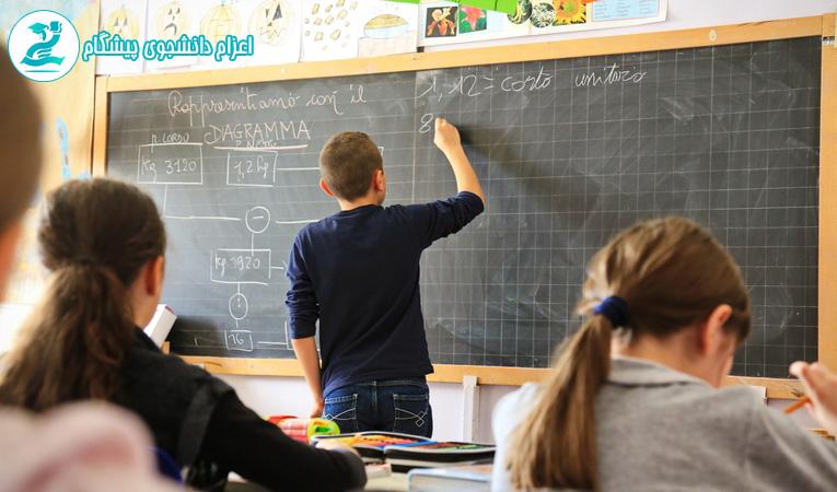 تحصیل در دبیرستان های ایتالیا