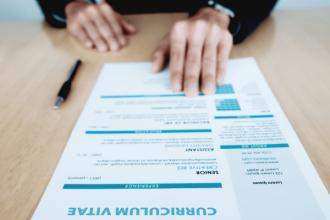 نوشتن سی وی  | راهنمای جامع نوشتن CV