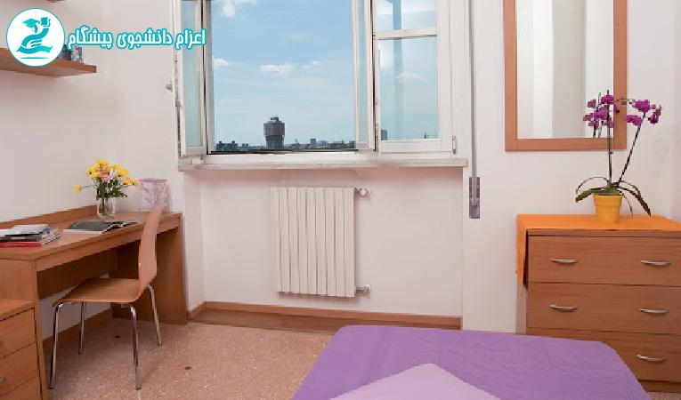خوابگاه دانشجویی در میلان