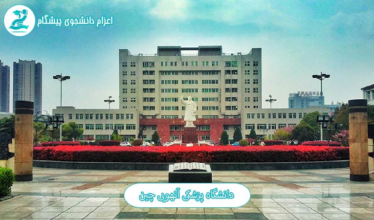 دانشگاه پزشکی آنهویی چین