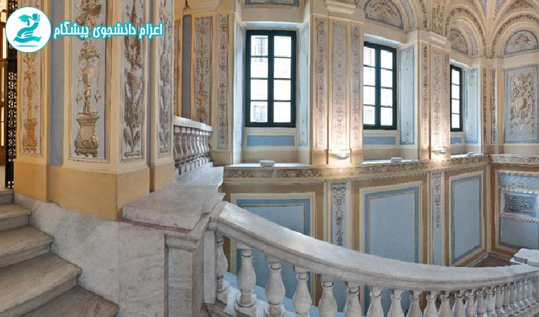 دانشگاه باری Bari ایتالیا